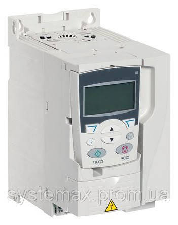 Преобразователь частоты ABB ACS355-01E-02A4-2 (0,37 кВт, 220 В)