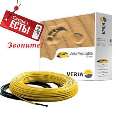 Нагревательный кабель двухжильный для теплого пола Veria Flexicable 20 970 Вт (5,0-6,3 м2), фото 2