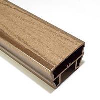 Декоративные ограждения из древесно-полимерного композита