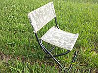 Стул-кресло раскладное туристическое (для рыбалки)