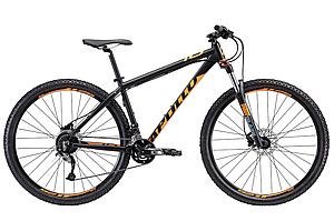 """Велосипед 29"""" Apollo COMP 10 рама - S matte black/matte fluoro orange"""