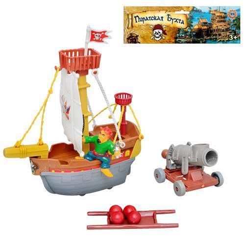 Набір піратів M 0517 U/R в кульку, 24 см