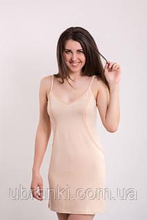 Женская ночная рубашка из вискозы
