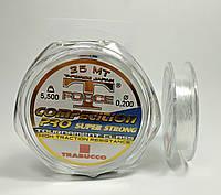 Леска Trabucco T-Force Comp. strong 25mt. 0.22mm