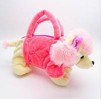 Детская сумочка Собачка