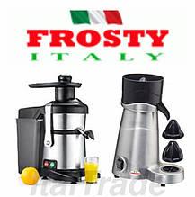 Соковыжималки для цитрусовых Frosty (Италия)