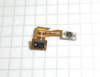 Шлейф / кнопка Lenovo A850 с датчиком для телефона Оригинал