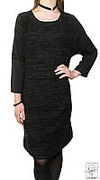 Платье White stuff р. S 42-44 черное прямого покроя весеннее