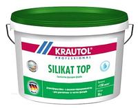 Краска фасадная дисперсионно-силикатная Krautol Silikat Top В1 (2,5л)