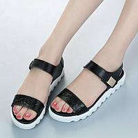 Сандали спортивные женские - идеальная комфортная обувь для летней прогулки