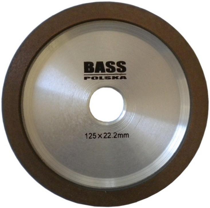 Алмазный диск для заточки дисков с твердосплавной режущей пластиной 125x10x2x22,2мм
