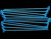 Палочки для воздушных шаров (голубая)