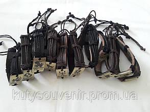 Кожаный браслет, фото 2