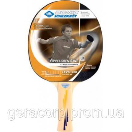 Ракетка для настольного тенниса Appelgren 200, фото 2