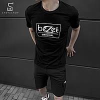 Мужская футболка beZet tech Original, черная