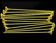 Палочки для воздушных шаров (желтая)