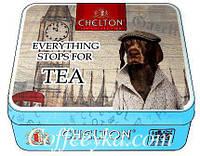 """Чай черный Chelton """"Все останавливается для чая"""" 60 г ж/б"""