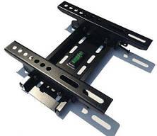 Наклонный кронштейн для телевизоров 23-43 диагонали KБ-61М (max VESA: 200 x 200), фото 3