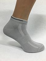 """Носок мужской,летний,""""ПОЛО"""", укороченный,сеточка,100% гребенной хлопок, премиум качество,  ТМ """"ANGELO BUONO"""""""