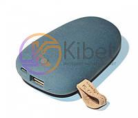 Универсальная мобильная батарея 6700 mAh, 2E Blue (2E-PBS32-BLUE) 5В/2.1А