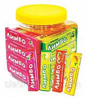 Лимбо Мягкая жевательная конфета в банке 40 шт