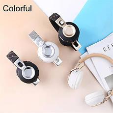 Бездротові навушники Sound Intone Picun P8 White-Silver, фото 3