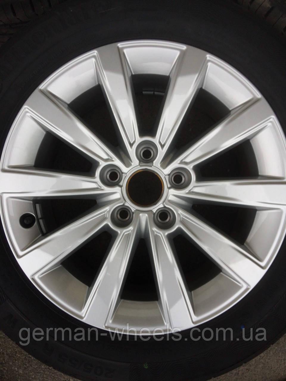 16'' оригинальные диски Audi А3