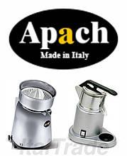 Соковыжималки для цитрусовых Apach (Италия)