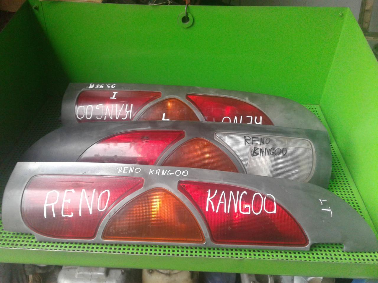 Ліхтар задній для Renault Kangoo