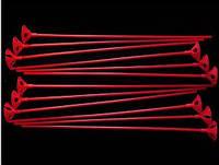 Палочки для воздушных шаров (красные)