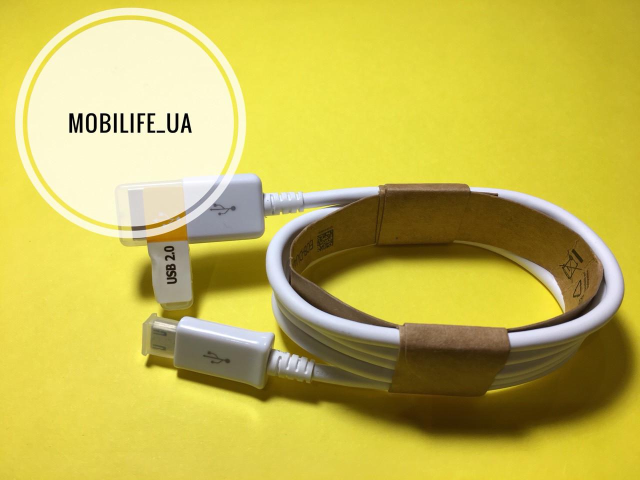 Micro USB кабель Samsung ECB-DU4AWC Original