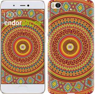 "Чехол на Xiaomi Mi 5s Индийский узор ""2860c-395-571"""