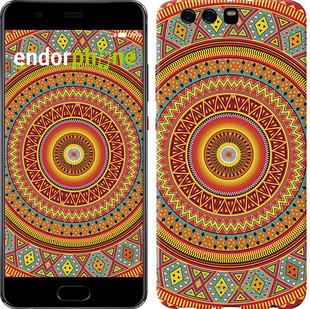"""Чехол на Huawei P10 Plus Индийский узор """"2860u-963-571"""""""