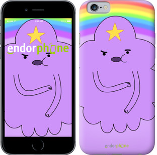 "Чехол на iPhone 6 Принцесса Пупырка 1 ""2478c-45-571"""