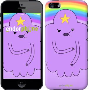 """Чехол на iPhone 5s Принцесса Пупырка 1 """"2478c-21-571"""""""