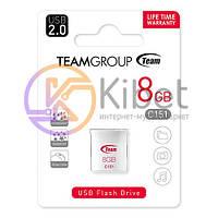 USB Flash Drive 8Gb Team C151 / TC1518GR01