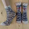 Капроновые носки с рисунком женские НК-2772