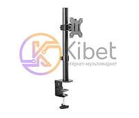 Кронштейн настольный для монитора 14-29' ITech MBES-01 VESA 100х100 мм, до 8 кг, наклон от -45 до +45, поворот 90°, вращение 360°, отступ от стены 88