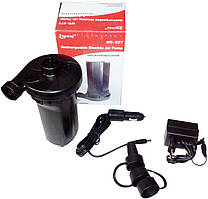 Насос электрический аккумуляторный Stermay HT-677 ( 220V / 12V)