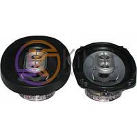 Автомобильная акустика CALCELL CP-6930 3-х полосные, коаксиальная, 15x23 см, овальная, 100 Вт