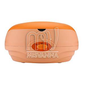 Парафинотопка SМ-507 парафиновая ванна для рук и ног на 2400 мл, оранжевая