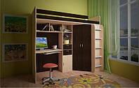 Детская кровать Карлсон Макси стационарный стол
