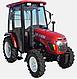 Трактор с кабиной DW 404DС (40 л.с. 4х4 4 цил. ГУР), фото 2