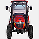 Трактор с кабиной DW 404DС (40 л.с. 4х4 4 цил. ГУР), фото 3