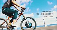 Автономное мотор колесо на велосипед