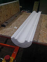 Утеплитель из пенопласта (пенополистирола) для труб Ø 63 мм толщиной 60 мм