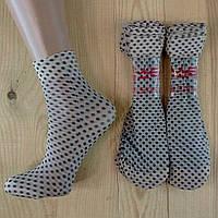 Капроновые носки с рисунком женские НК-2780, фото 1