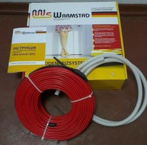 Двухжильный нагревательный кабель Warmstad WSS-665