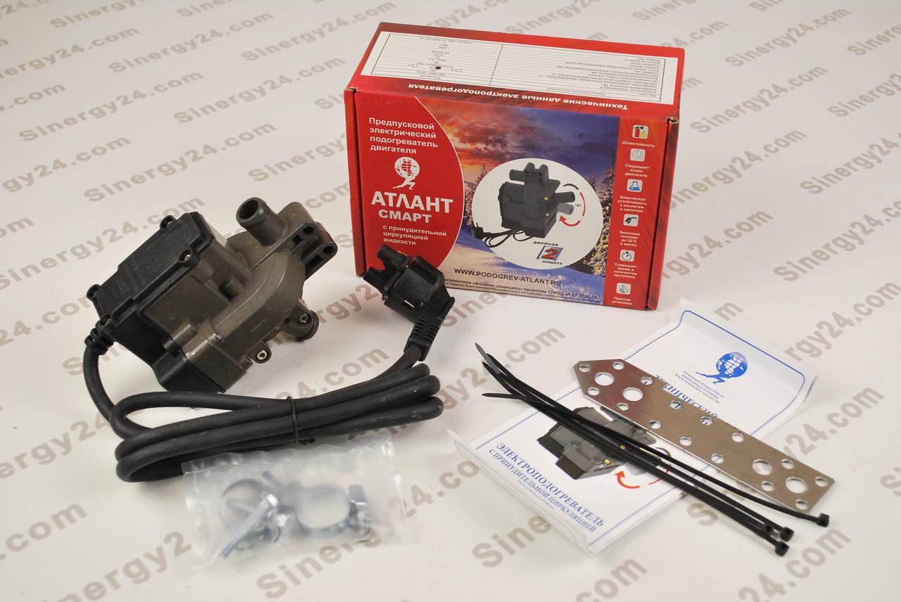 Предпусковой подогреватель Атлант-Смарт 1.5 Квт