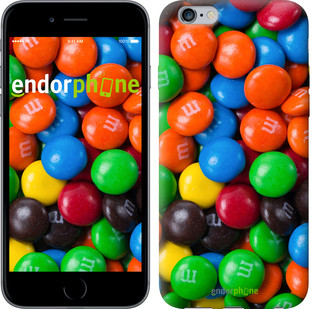 "Чехол на iPhone 6 Plus M&M's ""1637c-48-571"""